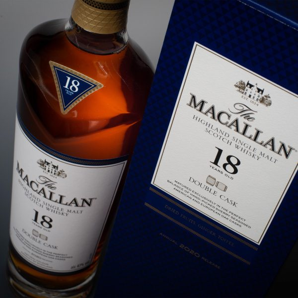 The Macallan<br>18 Year Old Double Cask