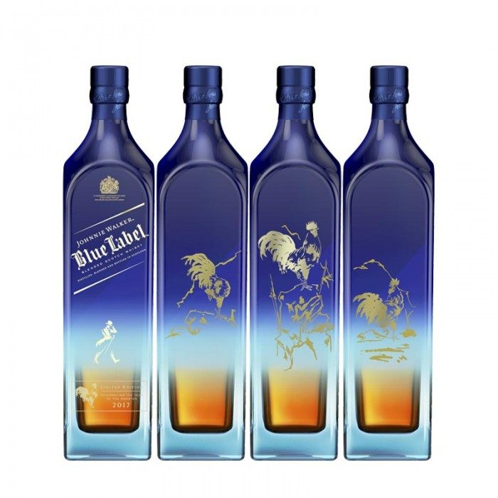 Johnnie Walker Blue Label Year of the Rooster Limited Edition