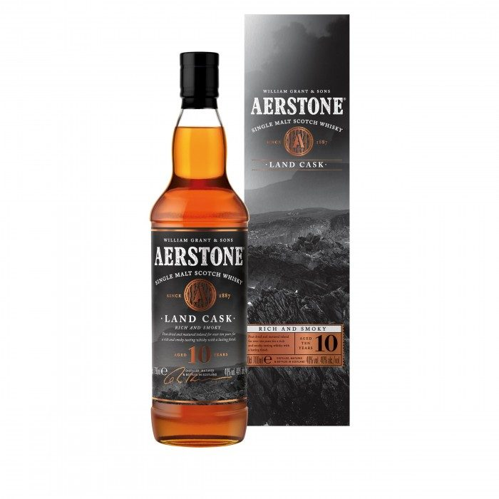 Aerstone 10 Year Old Land Cask