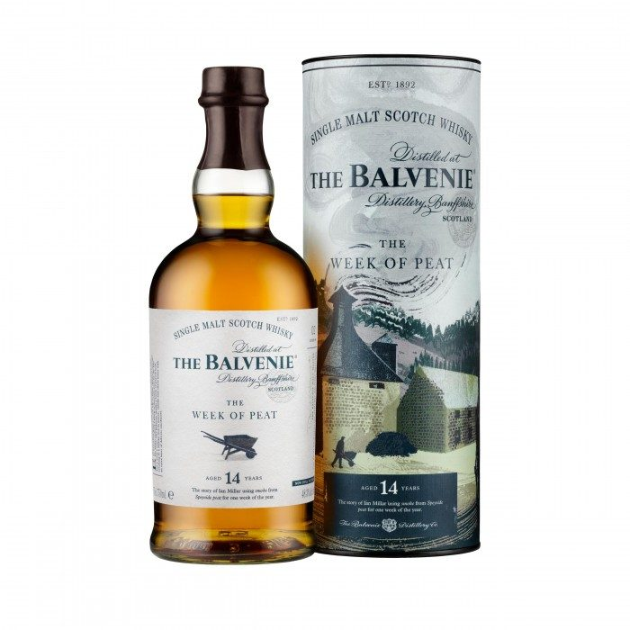 Balvenie The Week of Peat 14 Year Old