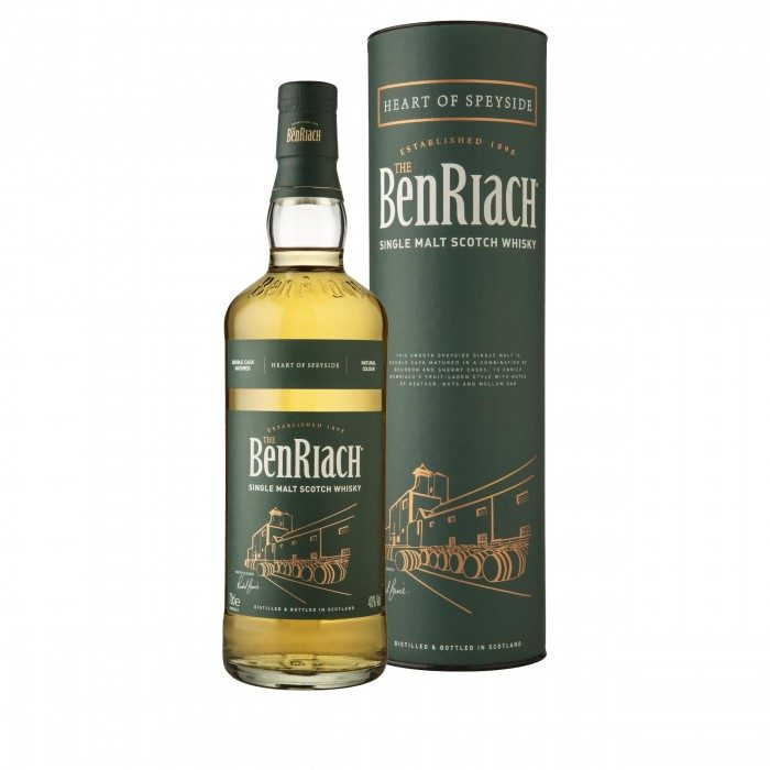 BenRiach Heart of Speyside with box