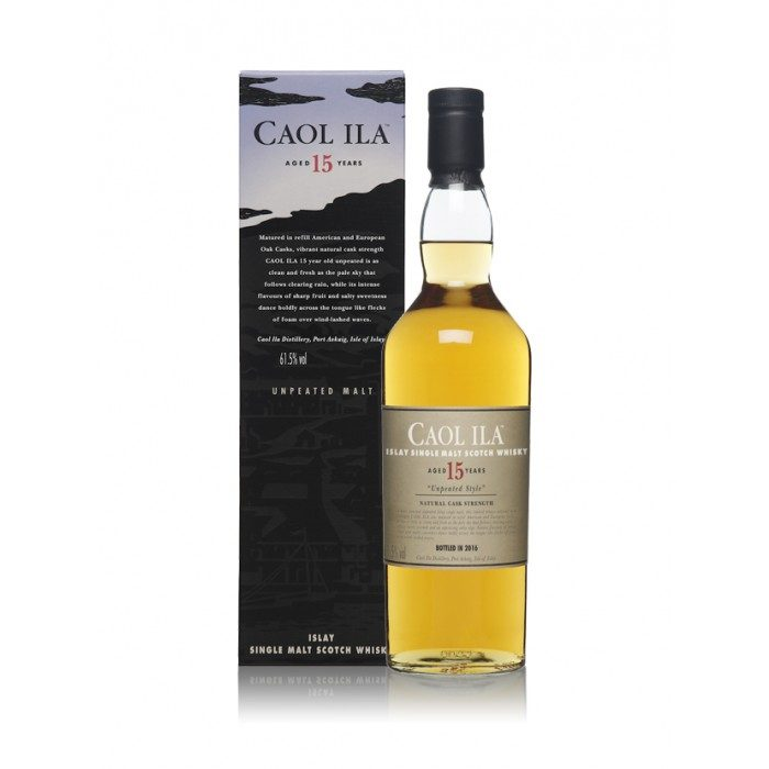 Caol Ila 15 Year Old 2016 Special Release