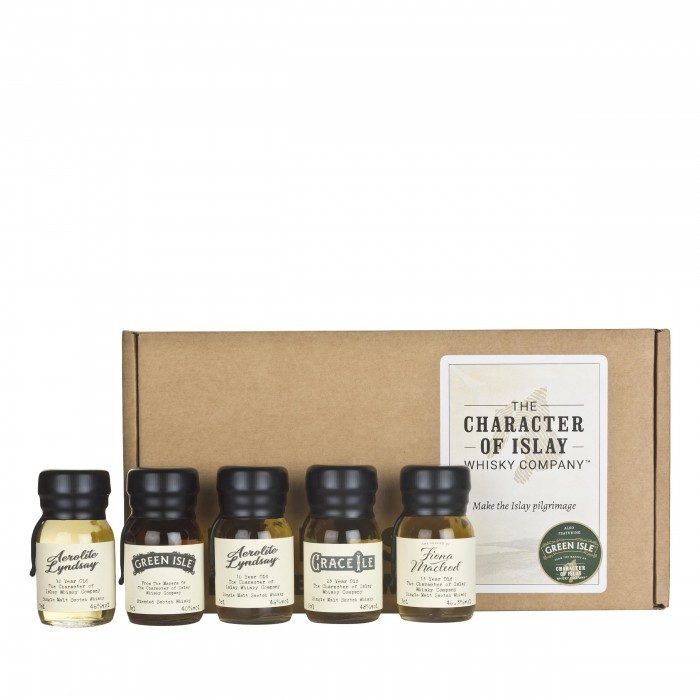 Character of Islay Tasting Set Pack