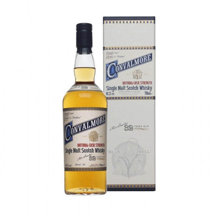 Convalmore 32 Year Old 2017 Special Release with box