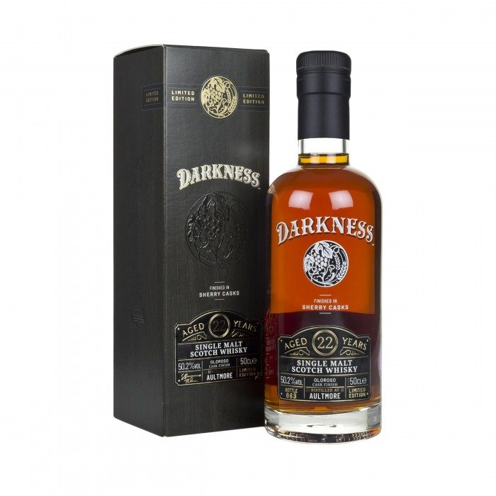 Darkness Aultmore 22 Year Old 10358