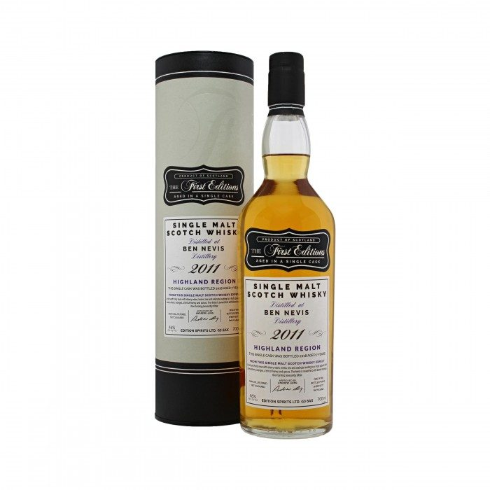 First Editions Ben Nevis 2011 7 Year Old