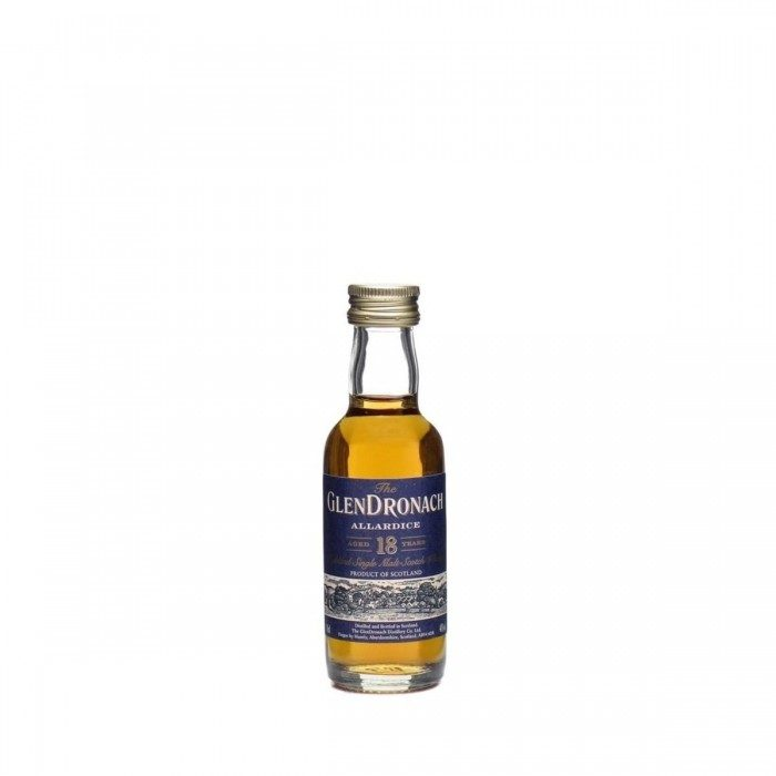 GlenDronach 18 year old 5cl