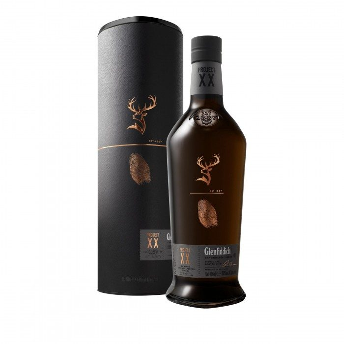 Glenfiddich Project XX with box