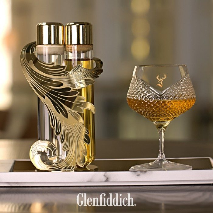 Masterclass Glenfiddich - Accord Fromage