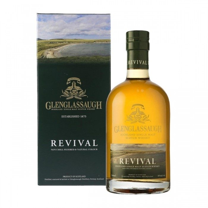 Glenglassaugh Revival with box