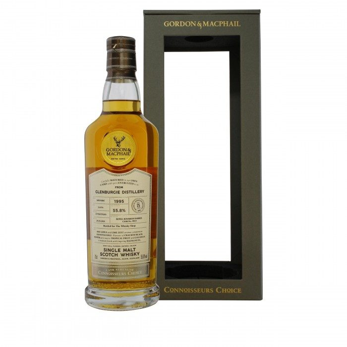 Glenburgie 1995 25 Year Old Connoisseurs Choice