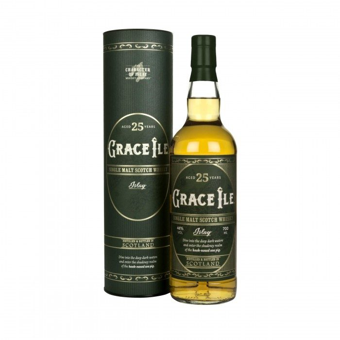 Grace Ile 25 Year Old The Character of Islay Whisky Company