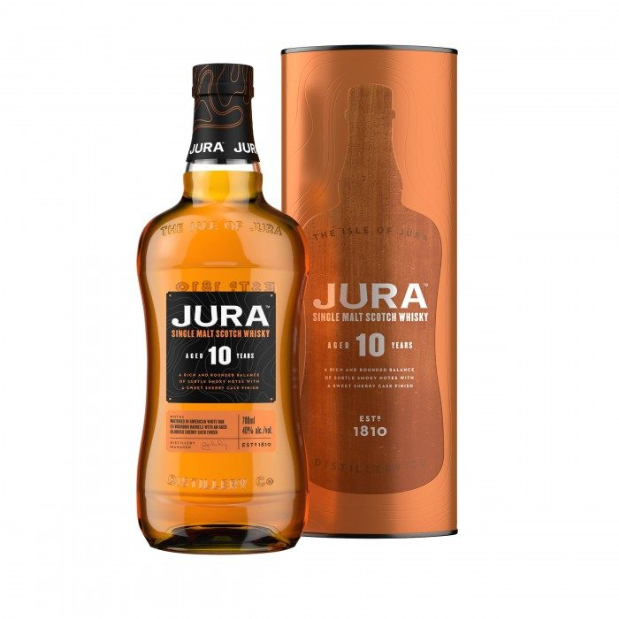 Jura 10 Year Old with box