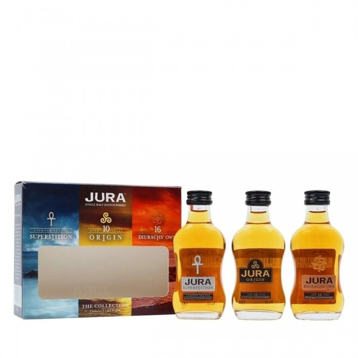 Jura The Collection 3x5cl