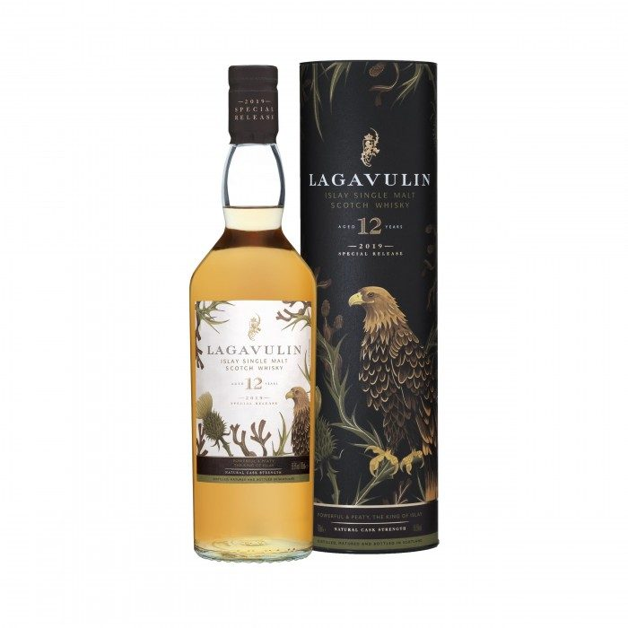 Lagavulin 12 Year Old Special Releases 2019 with box