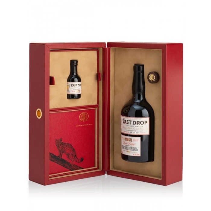 The Last Drop Glenrothes 1968 Cask 13508