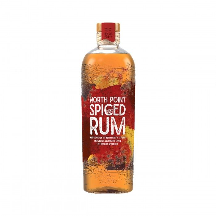 North Point Spiced Rum