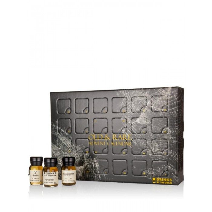 The Old and Rare Whisky Advent Calendar (2018 Edition)