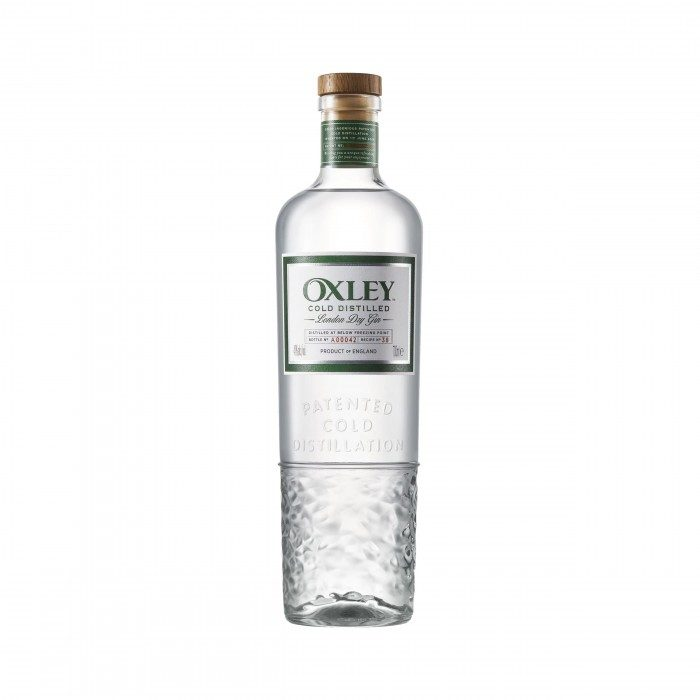 Oxley Cold Distilled London Dry Gin