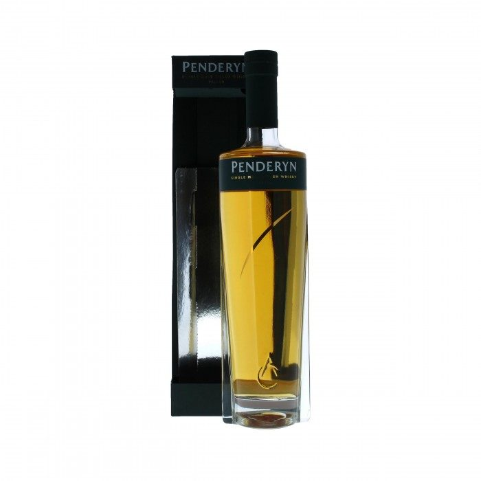 Penderyn Peated with box