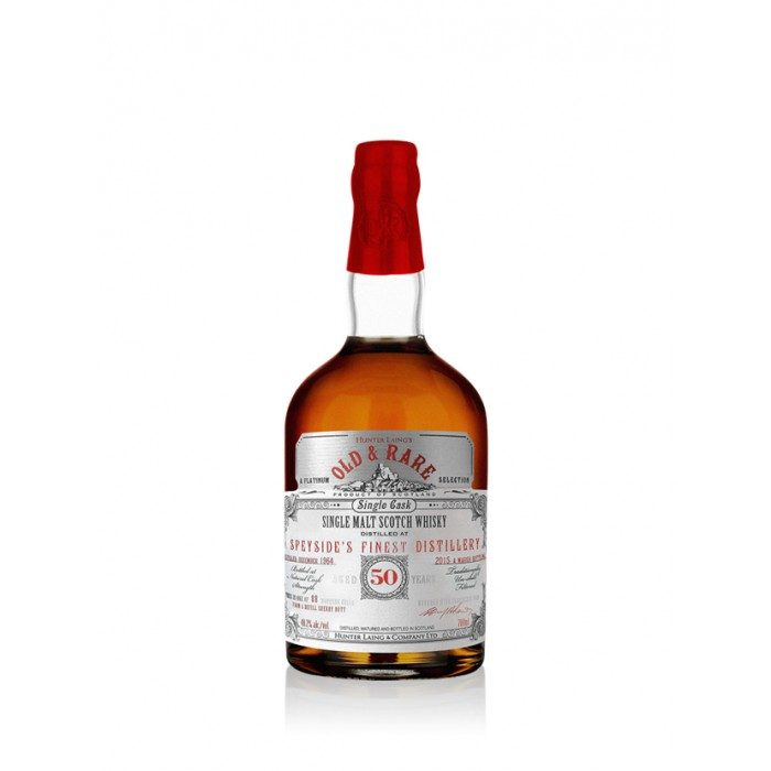 Probably Speyside's Finest 50 Year Old Platinum Old & Rare