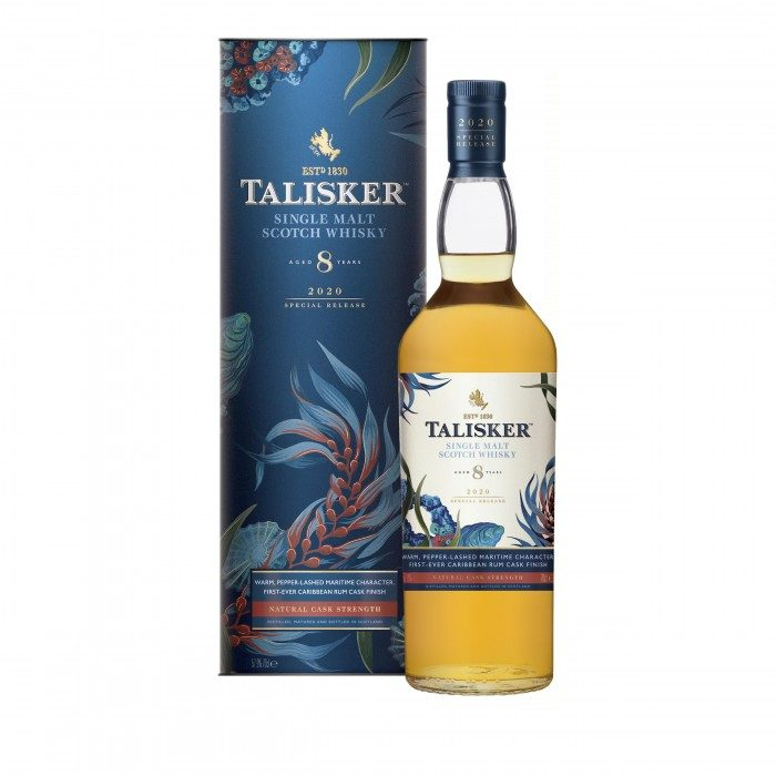 Talisker 8 ans Special Releases 2020