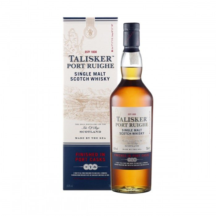 Talisker Port Ruighe with box
