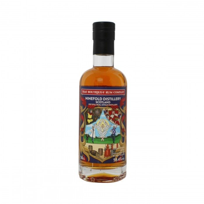 Ninefold Rum Batch 1 17 Months Old That Boutique-y Rum Company
