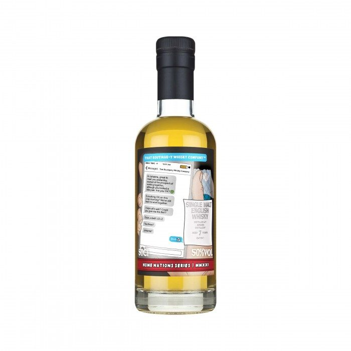 Adnams 7 Year Old Batch 1 Home Nations Series That Boutique-y Whisky Company