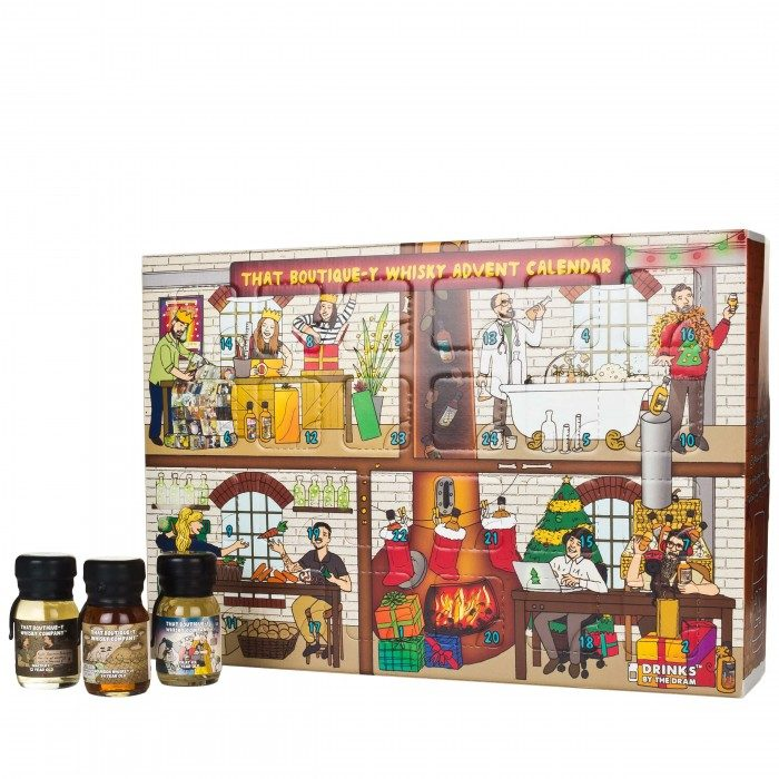 That Boutique-y Whisky Company Advent Calendar (2021 Edition)