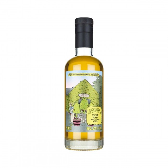 Blair Athol 21 Year Old Batch 12 That Boutique-y Whisky Company