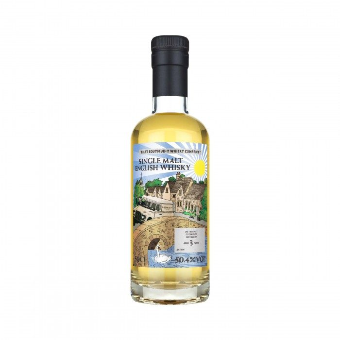 Cotswolds 3 Year Old Batch 1 That Boutique-y Whisky Company