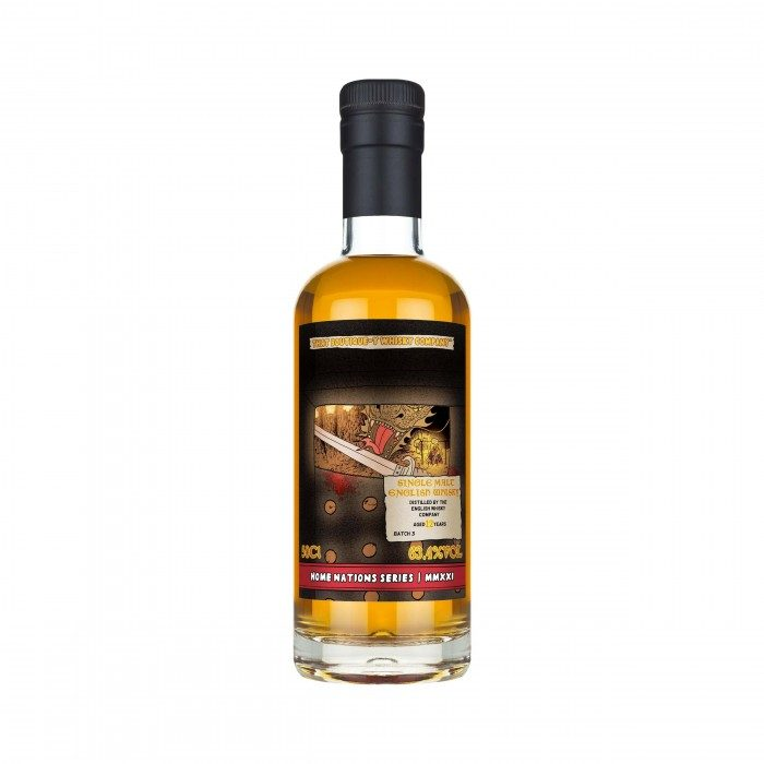 English Whisky Co. 12 Year Old Batch 3 Home Nation Series That Boutique-y Whisky Company