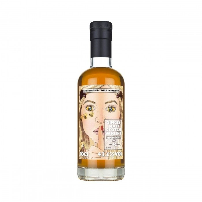 Highland Single Malt #1 42 Year Old That Boutique-y Whisky Company