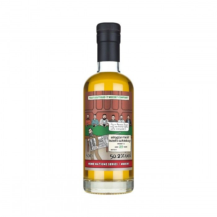 Irish Single Malt Whiskey Home Nation Series Batch 2 29 Year Old That Boutique-y Whisky Company