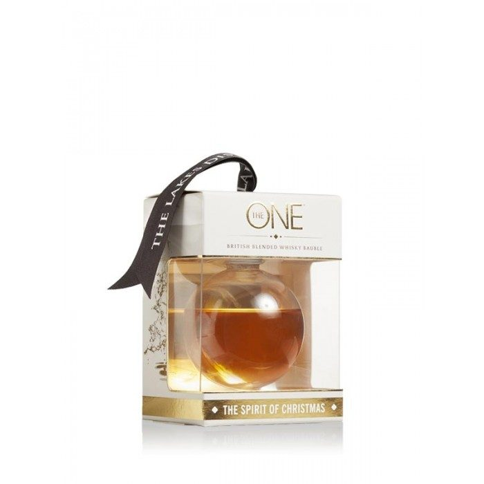 The ONE Whisky Bauble 20cl in box