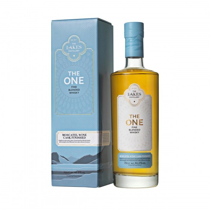 The One Fine Blended Whisky Moscatel Cask
