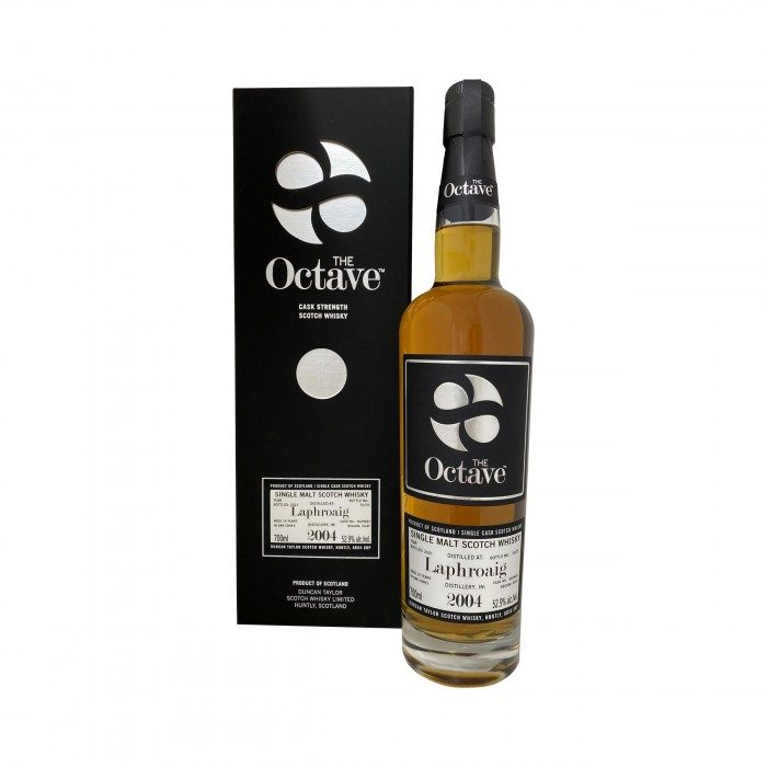 The Octave Laphroaig 2004 16 Year Old