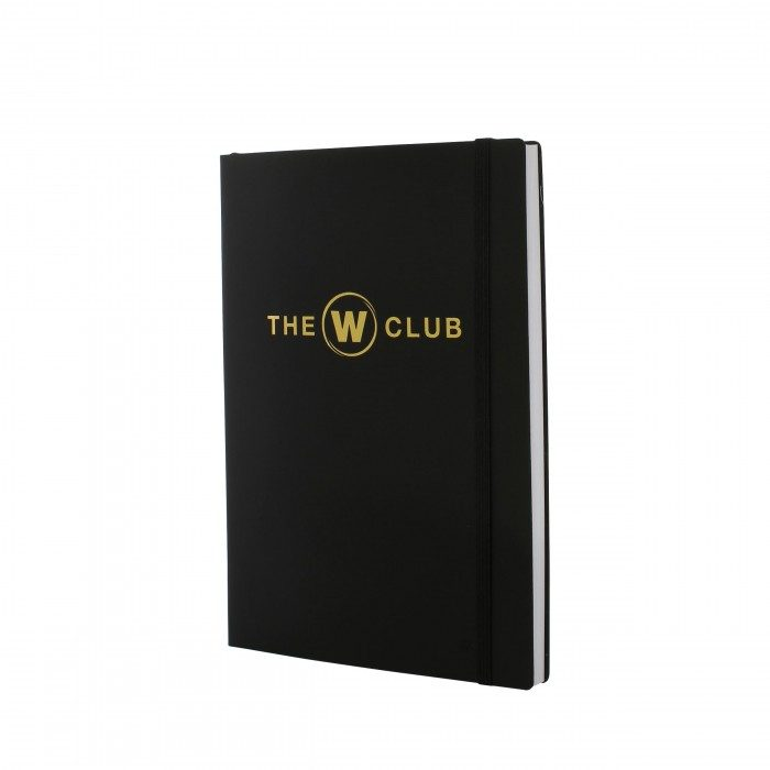 The W Club Notebook
