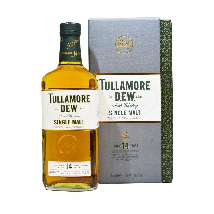 Tullamore DEW 14 Year Old with box