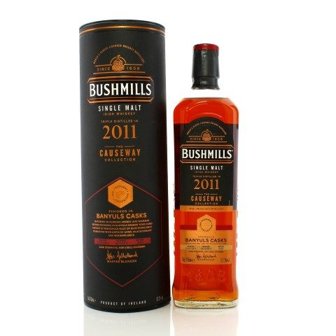 Bushmills 2011 The Causeway Collection