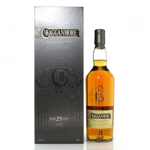 Cragganmore 1988 25 Year Old 2014 Special Release