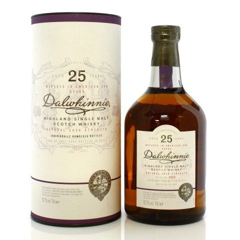 Dalwhinnie 1987 25 Year Old 2012 Special Release