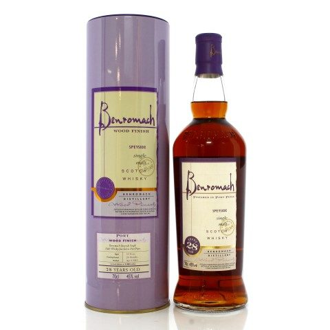 Benromach 28 Year Old Port Wood Finish