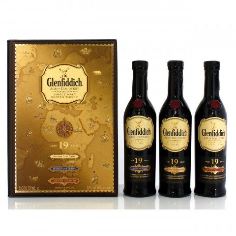 Glenfiddich 19 Year Old Age of Discovery Collection