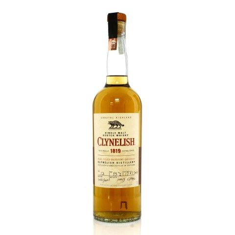 Clynelish 12 Year Old Hand Filled Batch No.2 - Distillery Exclusive