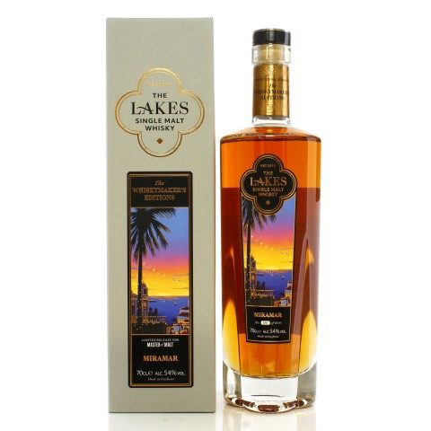 The Lakes Distillery The Whiskymaker's Edition Miramar - MoM