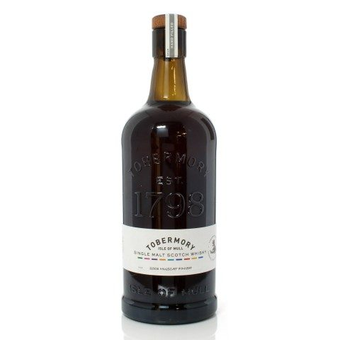 Tobermory 2003 Hand Filled Muscat Finish - Ink Exclusive