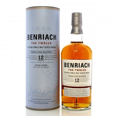 Benriach 12 Year Old The Twelve