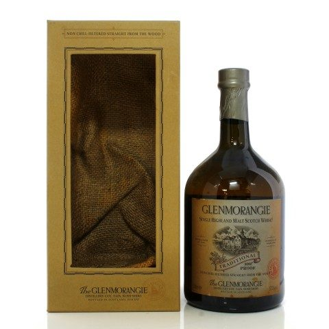 Glenmorangie 10 Year Old Traditional 100° Proof